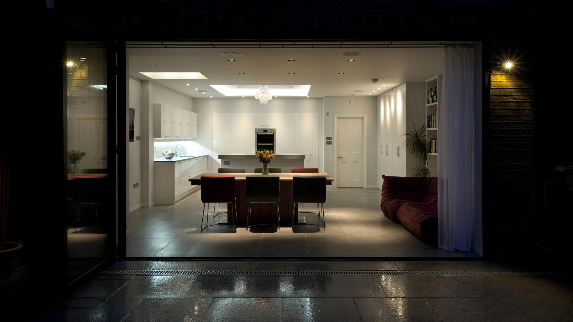 modern house extension architect design planning approval Wimbledon park sw19