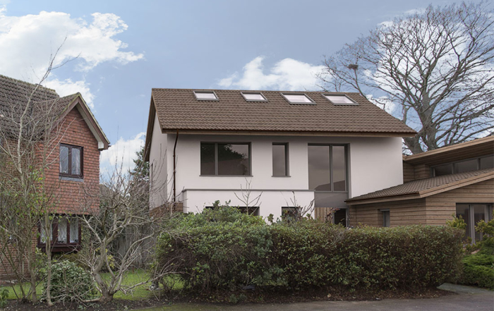 sustainable house PassivHaus Passiv house architect design planning approval Wimbledon sw19